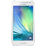 SAMSUNG Galaxy A3 [SM-A300H] - White - Smart Phone Android